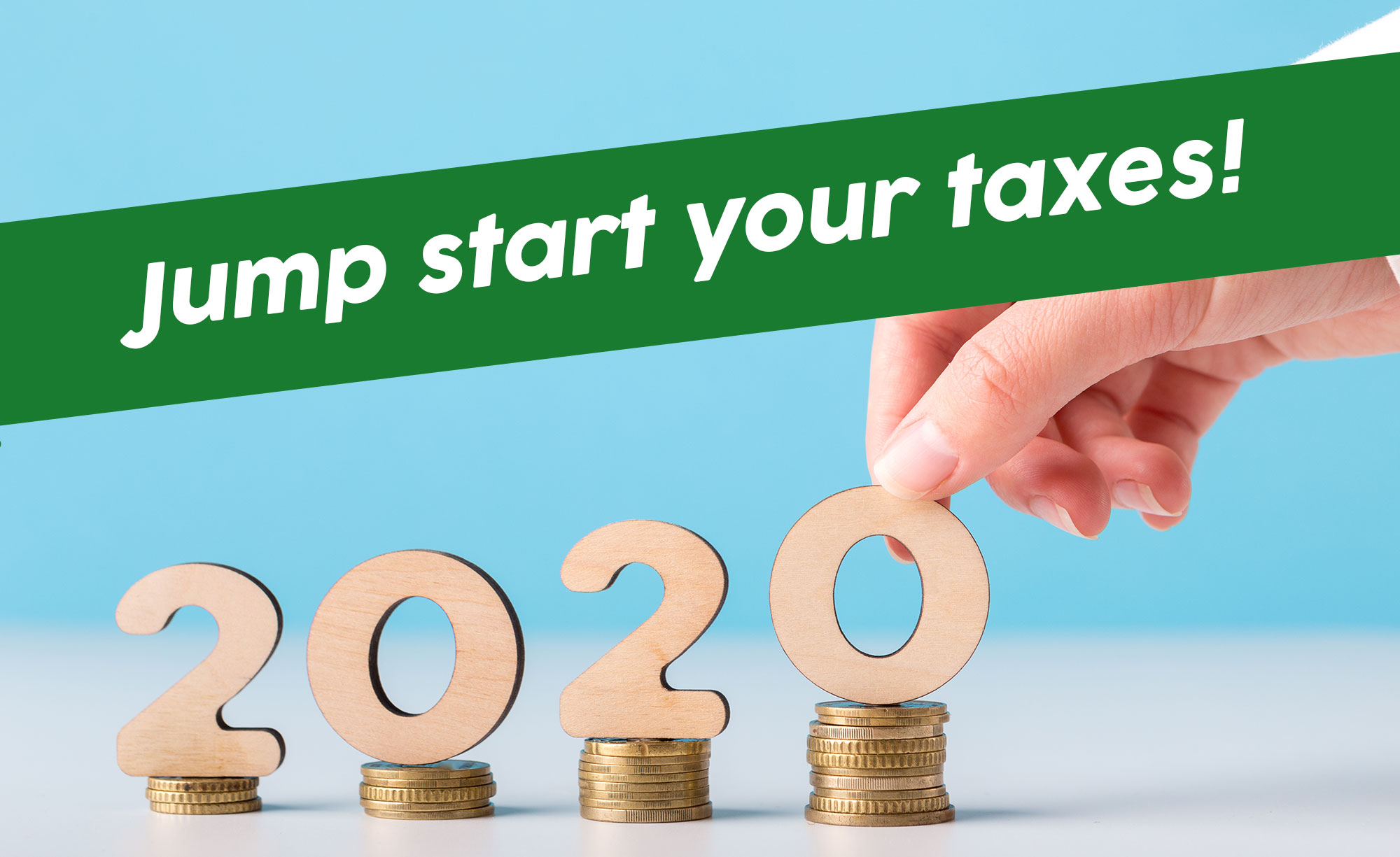 jump start your taxes